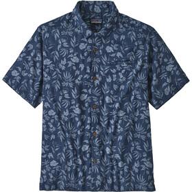 Patagonia Lightweight A/C Shirt Heren, blauw